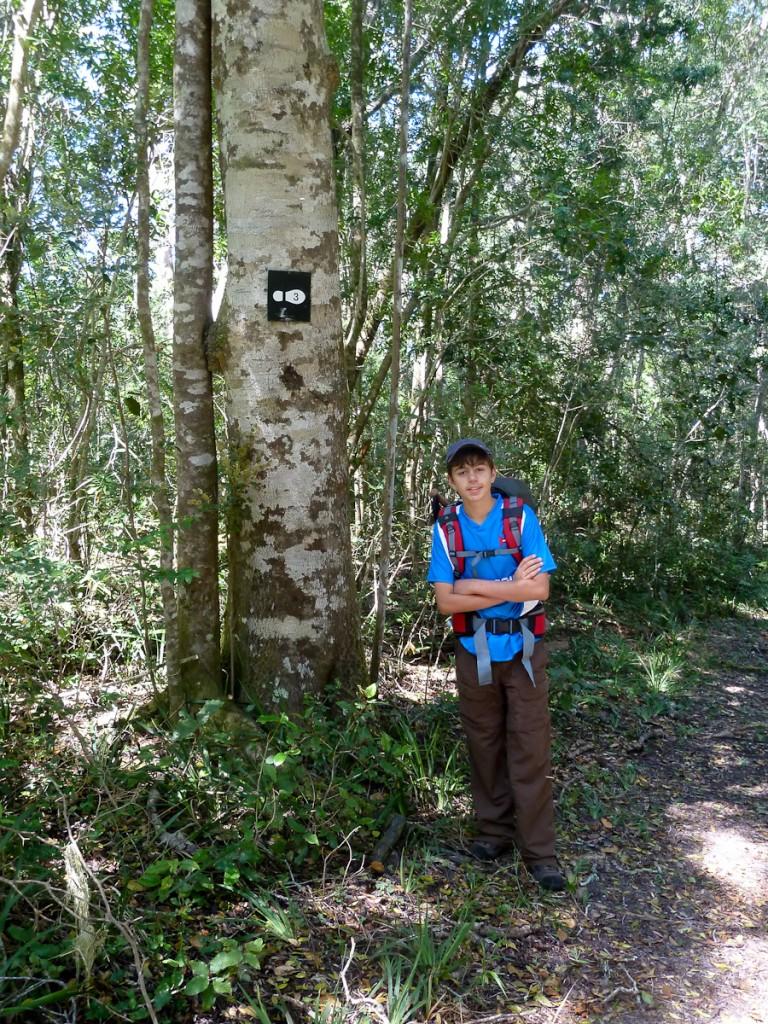Ufa! so faltam três quilômetros (Parque Nacional da Rota Jardim, África do Sul)